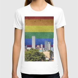Denver, Colorado LGBT T-shirt