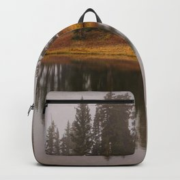 Colorado Fall Colors Panorama Backpack