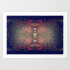 Chorale Reefer 2 Version 11 Art Print