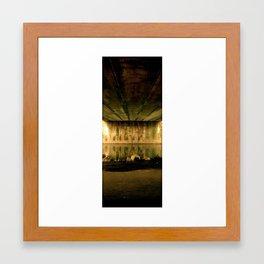 FineLine Framed Art Print