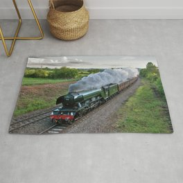 Flying Scotsman Rug