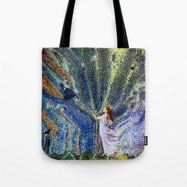Vernal Equinox - Mystic Night Tote Bag