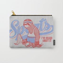 Sports? Carry-All Pouch