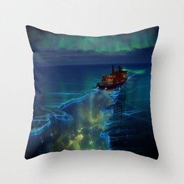 Arktika Throw Pillow
