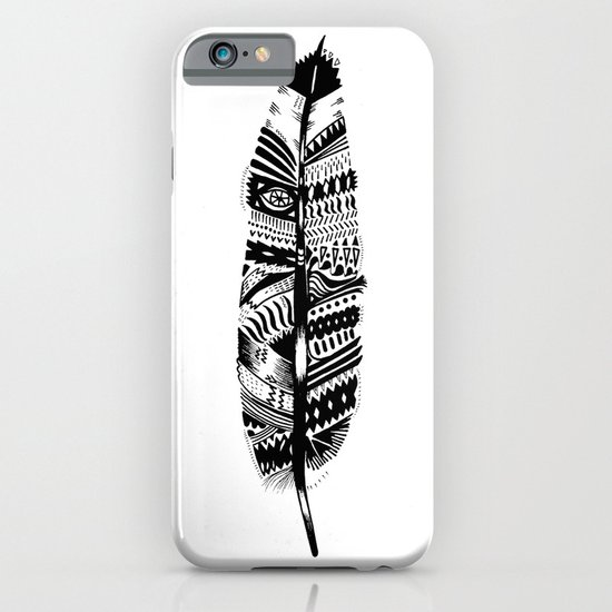 Feather time  iPhone & iPod Case