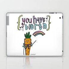 Worthy YOU. Laptop & iPad Skin