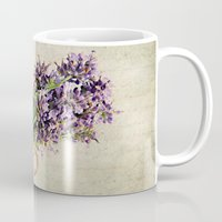 lavender Mugs featuring Lavender by ThePhotoGuyDarren