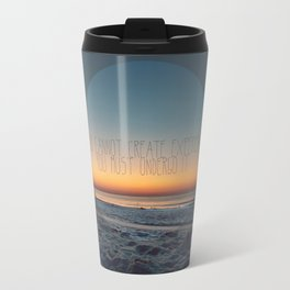 experience means the world Travel Mug