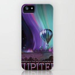 Jupiter Poster iPhone Case