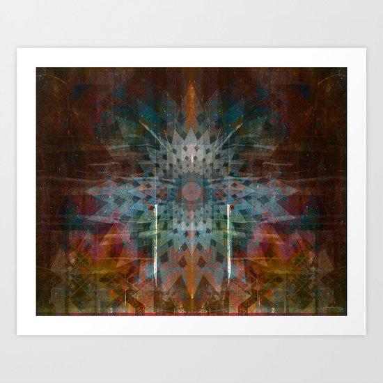 Luminous Essence Art Print