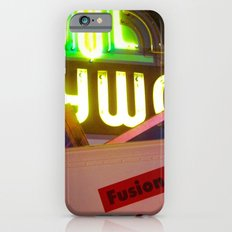Hollywood Neon iPhone 6s Slim Case