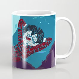 Marshall lee Coffee Mug