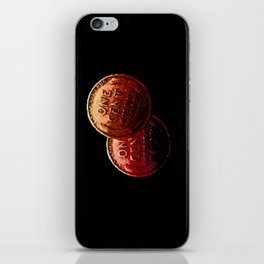 Just My 2 Cents    0008 iPhone Skin