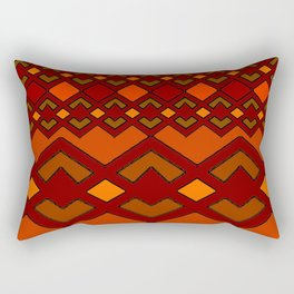 Autum Dayz Rectangular Pillow
