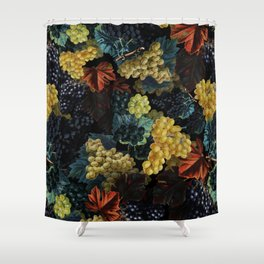 Delicious Harvest Shower Curtain