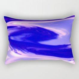 Galactic River Rectangular Pillow