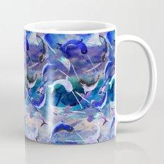 Ocean narwhal  Mug