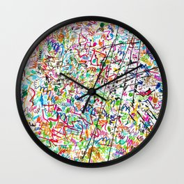 The 2nd Simple Thing Wall Clock