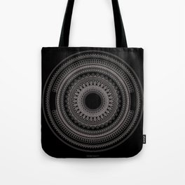 Medallion Mandala Tote Bag