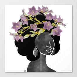 Wildflower Crown II Canvas Print