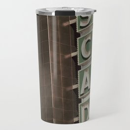 SCAD Theater Travel Mug