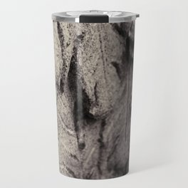 Feathers of Stone Travel Mug