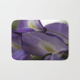 Purple Wisteria  Bath Mat