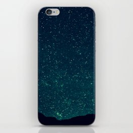 Desert Stars iPhone Skin