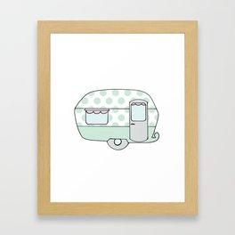 Caravan Version Four Framed Art Print