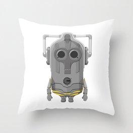 Cybermin Throw Pillow