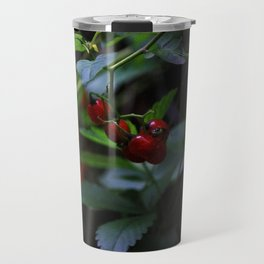 buggy on a berry Travel Mug