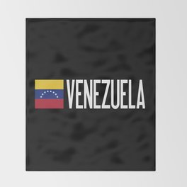Venezuela: Venezuelan Flag & Venezuela Throw Blanket