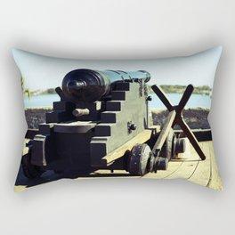 Take Aim Rectangular Pillow