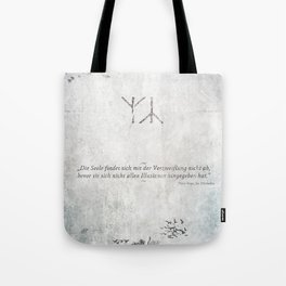 The Distress Tote Bag