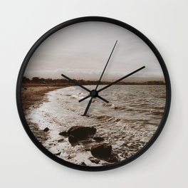 COYOTE POINT III Wall Clock