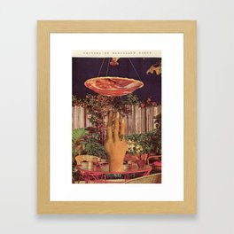 Maxillary Sinus Framed Art Print