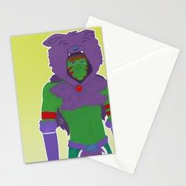 The Dawn of Mogar Stationery Cards