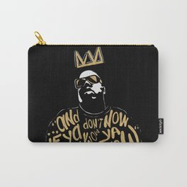 Brooklyn's King Carry-All Pouch