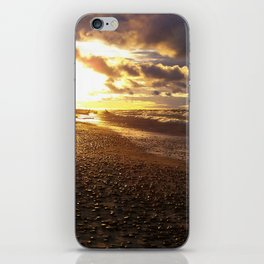 Stormy  Superior Sunset iPhone Skin
