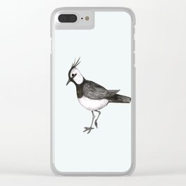 Lapwing Clear iPhone Case