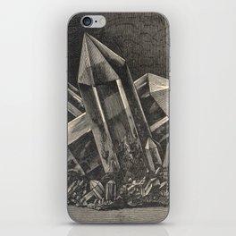 Antiquarian Crystals iPhone Skin