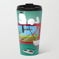 Duck Game Metal Travel Mug