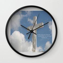 Holy... Wall Clock