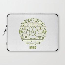 Druid Emblem Laptop Sleeve