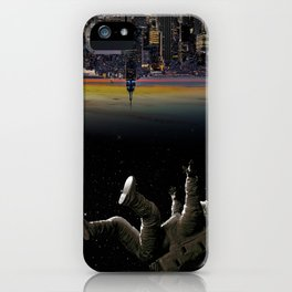 Bye earth.. iPhone Case