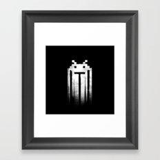 Space Punisher I Framed Art Print