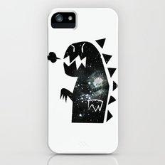 Galactic dinosaur Slim Case iPhone (5, 5s)