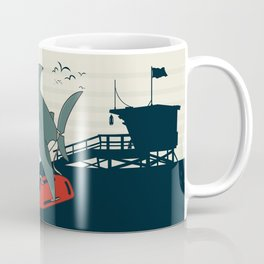 Baywatch  Coffee Mug