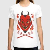 diablo T-shirts featuring El Diablo by John Clark IV