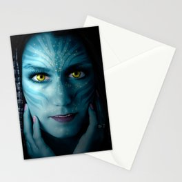 Avatar Stationery Cards